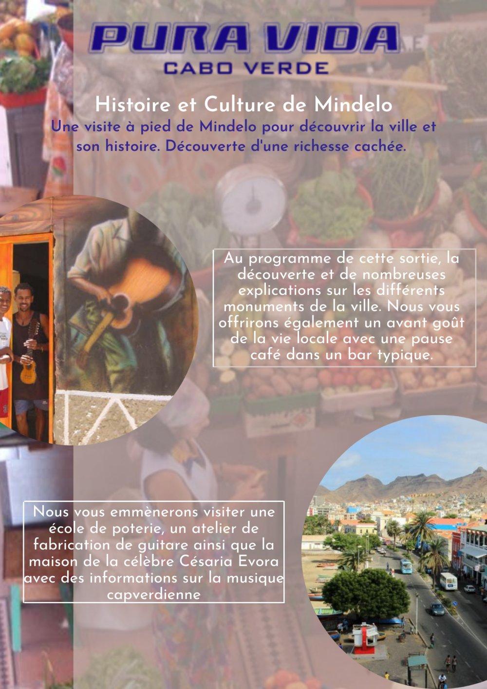 Histoire et Culture de Mindelo